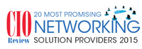 Top 20 Networking Solution Companies - 2015